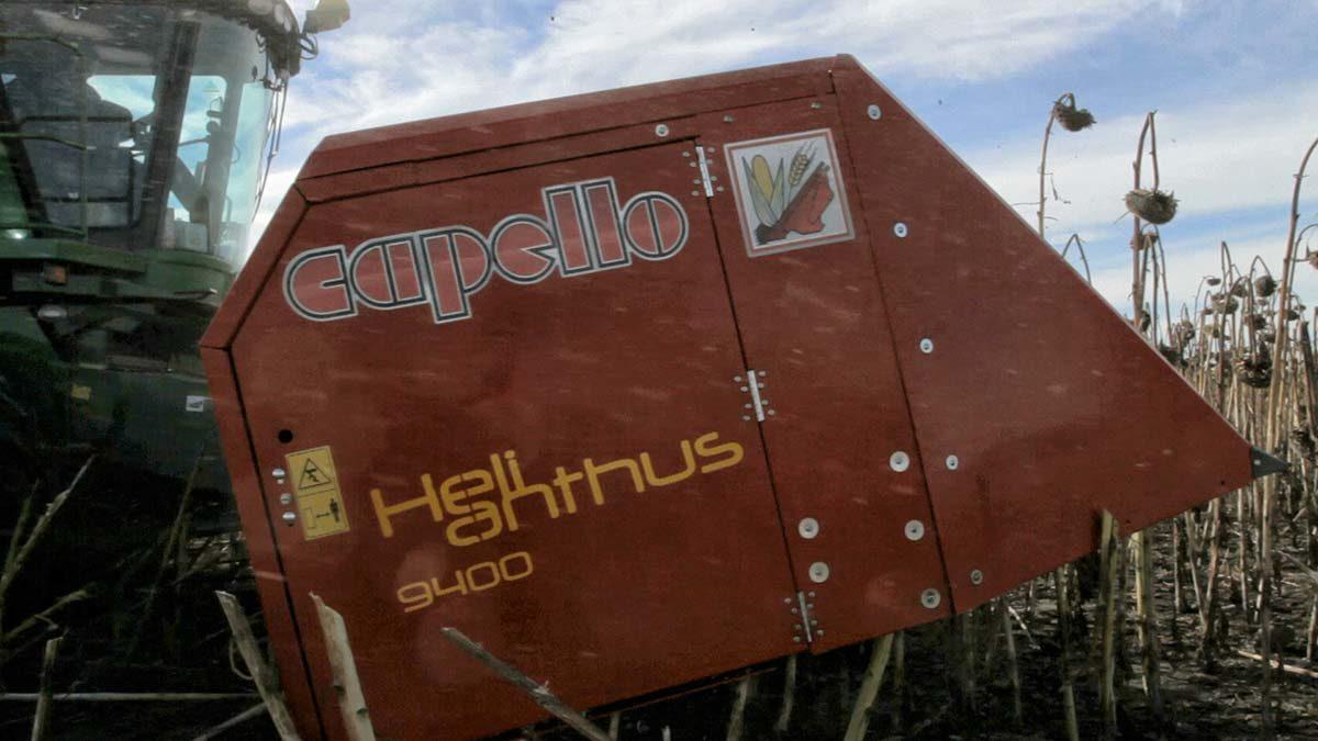 Подсолнечниковая жатка HELIANTHUS