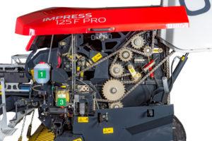 IMPRESS F - прессы с константной камерой