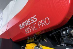 IMPRESS VC - комбинация пресс-подборщика и обмотчика с переменной камерой