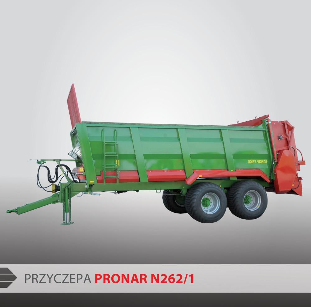 Разбрасыватель Органических Удобрений PRONAR N262/1