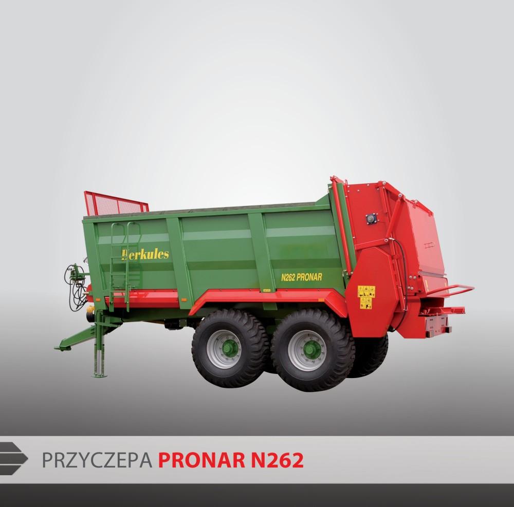 Разбрасыватель Органических Удобрений PRONAR N262
