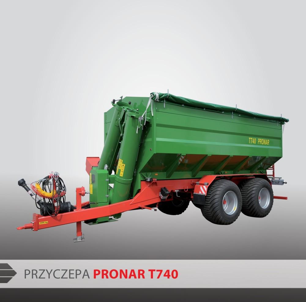 Прицеп PRONAR T740